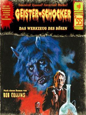 cover image of Geister-Schocker, Folge 55