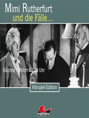 cover image of Mimi Rutherfurt, Folge 41