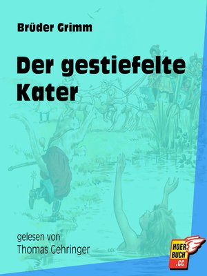 cover image of Der gestiefelte Kater