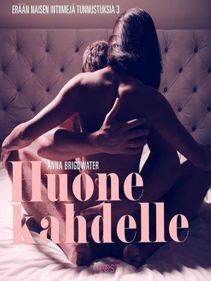 cover image of En kvindes intime bekendelser, bind 2