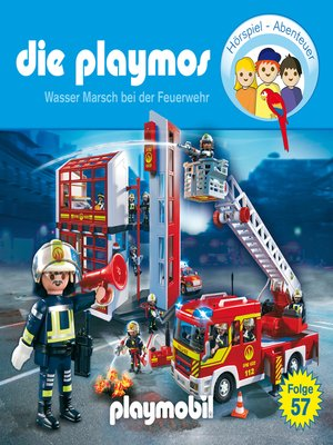 cover image of Die Playmos--Das Original Playmobil Hörspiel, Folge 57