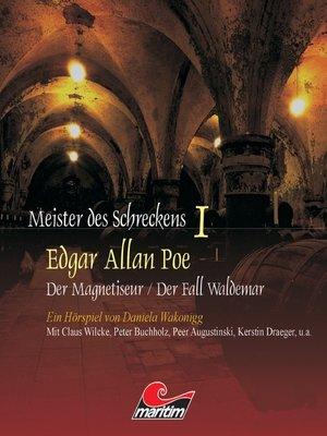 cover image of Meister des Schreckens, Folge 1