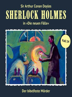 cover image of Sherlock Holmes, Die neuen Fälle, Fall 14