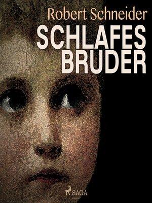 cover image of Schlafes Bruder