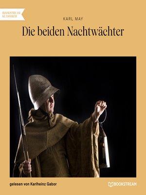 cover image of Die beiden Nachtwächter