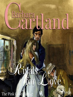 cover image of Rivals for Love--The Pink Collection 47