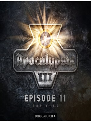 cover image of Apocalypsis, Staffel 3, Folge 11
