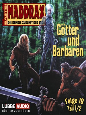cover image of Maddrax, Folge 10