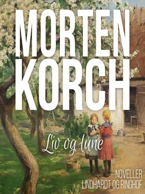cover image of Liv og lune