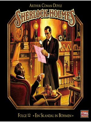 cover image of Sherlock Holmes--Die geheimen Fälle des Meisterdetektivs, Folge 12