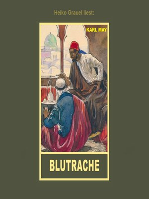 """cover image of Blutrache--Erzählung aus """"Auf fremden Pfaden"""", Band 23 der Gesammelten Werke"""