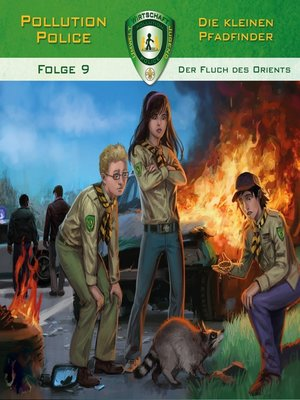 cover image of Pollution Police, Folge 9
