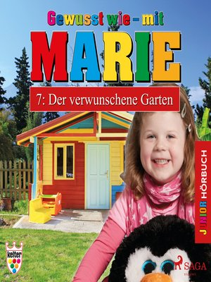 cover image of Gewusst wie--mit Marie, 7