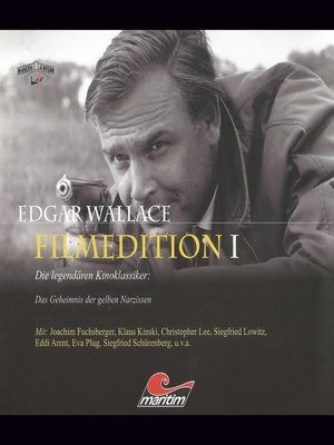 cover image of Edgar Wallace--Filmedition, Folge 2