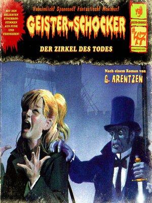 cover image of Geister-Schocker, Folge 47