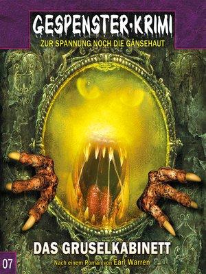 cover image of Gespenster-Krimi, Folge 7