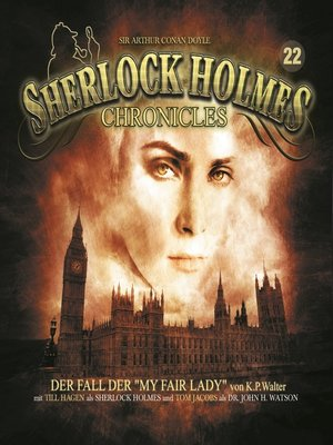 cover image of Sherlock Holmes Chronicles, Folge 22