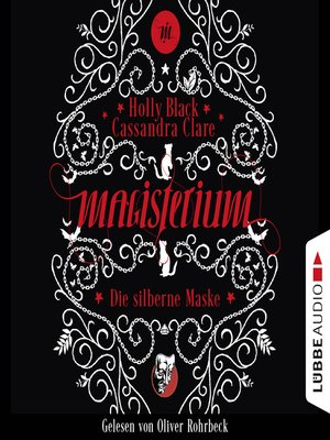 cover image of Die silberne Maske--Magisterium, Teil 4