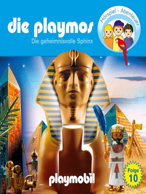 cover image of Die Playmos--Das Original Playmobil Hörspiel, Folge 10