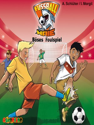 cover image of Böses Foulspiel