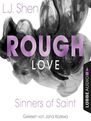 cover image of Rough Love--Sinners of Saint 1.5
