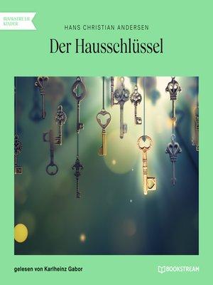cover image of Der Hausschlüssel