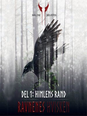 cover image of Himlens rand--Ravnenes hvisken, Del 1