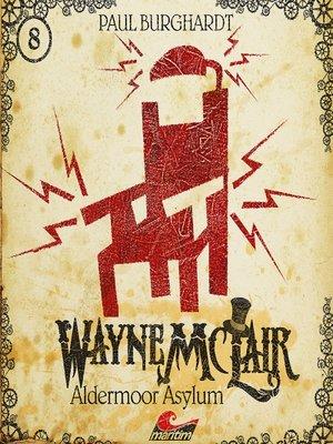 cover image of Wayne McLair, Folge 8