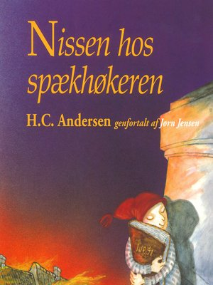 cover image of Nissen hos spækhøkeren