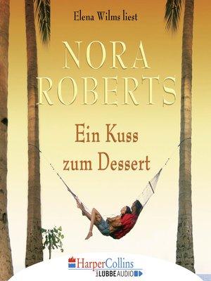 cover image of Ein Kuss zum Dessert