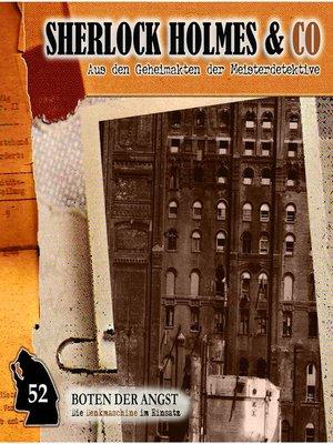 cover image of Sherlock Holmes & Co, Folge 52