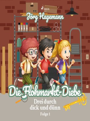 cover image of Drei durch dick und dünn, Folge 1