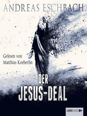 cover image of Der Jesus-Deal