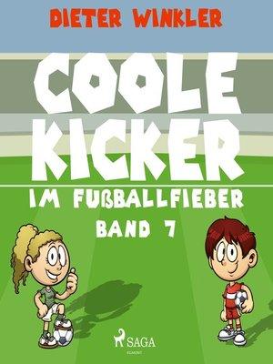 cover image of Coole Kicker im Fußballfieber