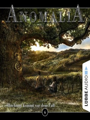 cover image of Anomalia--Das Hörspiel, Folge 6