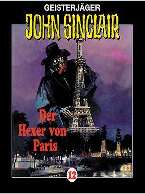 cover image of John Sinclair, Folge 12