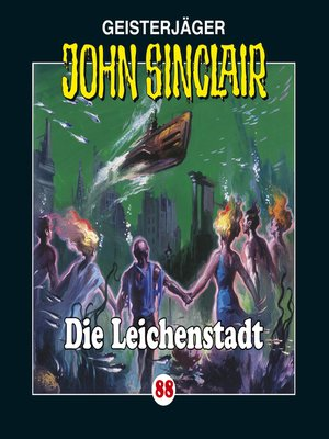 cover image of John Sinclair, Folge 88