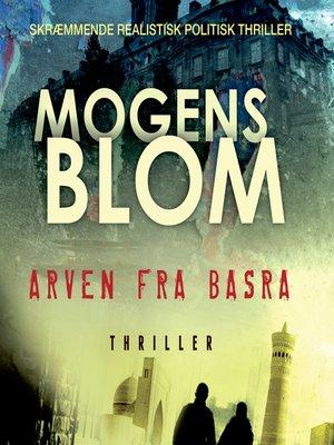 cover image of Arven fra Basra