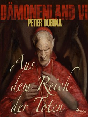 cover image of Aus dem Reich der Toten--Dämonenland 4