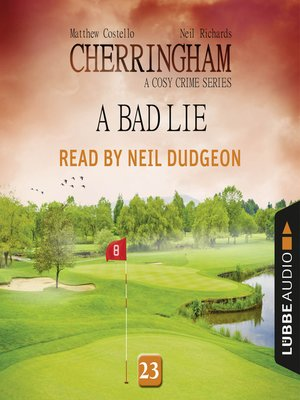 cover image of A Bad Lie