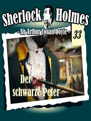 cover image of Sherlock Holmes, Die Originale, Fall 33