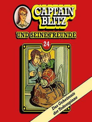 cover image of Captain Blitz und seine Freunde, Folge 24