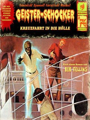 cover image of Geister-Schocker, Folge 76