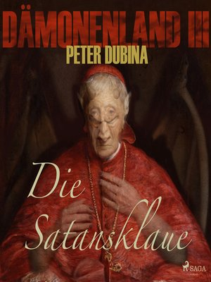 cover image of Die Satansklaue--Dämonenland 3