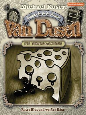 cover image of Professor van Dusen--Die Denkmaschine, Folge 14