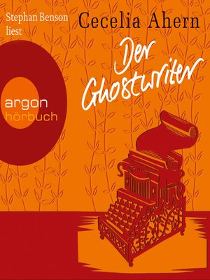 cover image of Der Ghostwriter--Novelle
