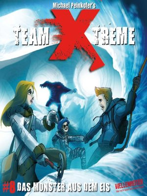 cover image of Team X-Treme, Folge 8