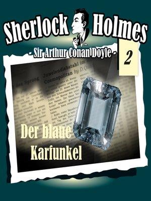 cover image of Sherlock Holmes, Die Originale, Fall 2
