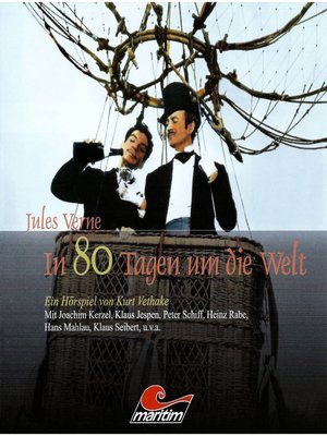 cover image of Jules Verne, Folge 3