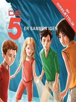 cover image of De 5 er sammen igen